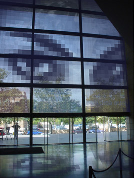 dVitral – electrochromic glass | Interactive Architecture Lab