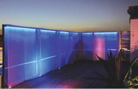 Windbreak Adam Richards Architects Interactive
