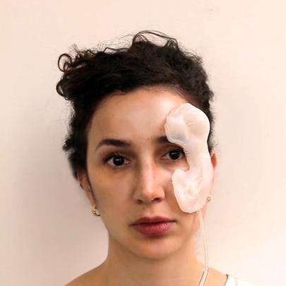 4ac95cf326d671 Aposema  Identity Altering Face Prosthesis